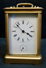 New listing Vintage Continental Carriage Clock - Repeater