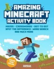 AMAZING MINECRAFT ACTIVITY BOOK