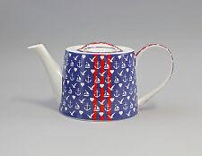 9952265 Porzellan Tee-Kanne Küstenliebe Jameson&Tailor 1,2l H12cm