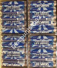 BULK Lifesavers Pep O Mint Candy, 40 Rolls, Life Savers 4 boxes, Peppermint