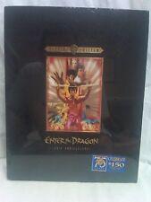 Bruce Lee Enter the Dragon 25th Anniversary VHS/CD Box Set SEALED!