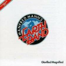 Manfred Mann's Earth Band - Glorified Magnified CD SEALED NEW OOP Cohesion label