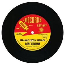 RUTH CHRISTIE Strange Exotic Melody / This Must Be Love NEW POPCORN R&B 45 SOUL