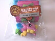 Animal Jam Adopt a pet Mystery Blind House series 1 Pony 1-17 with code