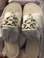 NIB tory Burch Miller Sandals. Size 9.5 Bleach color.
