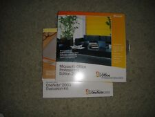 Microsoft Office Professional Edition 2003 & One Note 2003 Evaluation Kit