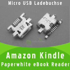 Amazon Kindle Paperwhite eBook Reader micro usb hembra hembrilla de carga Port Connector