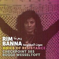 RIM BANNA - VOICE OF RESISTANCE   CD NEW!