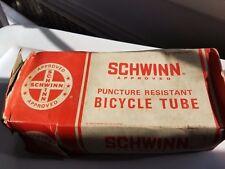 SCHWINN ROAD BIKE 10 SPEED THORN RESISTANT 26 X 1 3/8  BICYCLE TUBE TRAVLERS
