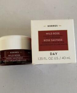 KORRES Wild Rose 24-Hour Moisturising & Brightening Cream 1.35oz $48
