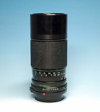 Canon FD lens 70-150mm/4.5 para Canon FD objetivamente objectif - (100343)