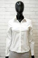Camicia Donna Burberry London Taglia XS Slim Maglia Blusa Shirt Woman Casual