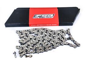 1 QTY FSA CN-906 9 Speed Road / MTB Bike Chain 116L + Master Link New in Box