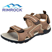 Rimrock Tan Water-Resistant Sport Sandals - Men's 12