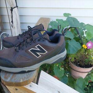 New Balance  Industrial 627 Steal Toe slip resis. Fuel resistant! men's 9.5 USA