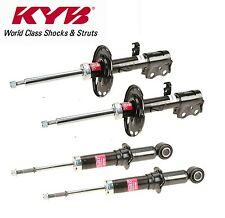 NEW Toyota Corolla 14-16 Complete Front and Rear Strut Assembly Kit KYB Excel-G
