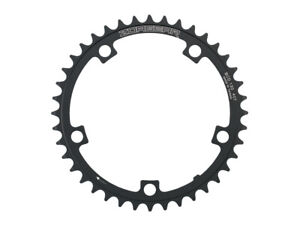 New Zoagear Single Speed Chainring 130 BCD 40 Teeth Track Fixed Gear Bike Black
