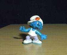 Smurfs 20437 Techno Smurf Dancing Hip Hop Rare Vintage Figure PVC Toy Figurine