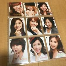 SNSD Girls' Generation Star Collection 1 Photocard complete SET