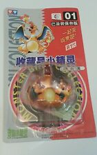 TOMY POKEMON POCKET MONSTER FIGURE Charizard # 01 VINTAGE