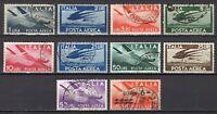 #650 - Repubblica - Posta aerea Democratica, 1946/48 - Usati