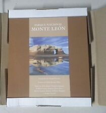 Parque Nacional Monte Leon (2014, Hardcover) New in original box