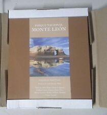 Parque Nacional Monte Leon (2014, Hardcover) New in original box