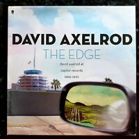 David Axelrod At Capitol Records 1966-70 - The Edge - New Unplayed 2x Vinyl LP