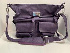 Purple Kelly Moore Shoulder Bag / Camera Bag  📸 2 Sues 📸 EUC Benefits Charity