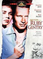 Ruby Gentry-MGM DVD- Jennifer Jones- Charlton Heston-Region 1