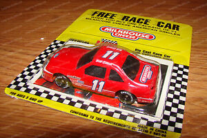 Bill Elliott #11 Amoco 1992 Ford Thunderbird - Milkhouse Cheese Promo