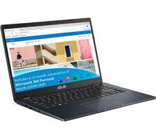 "ASUS E410MA 14"" Full HD Screen Laptop - Intel Celeron 64 GB eMMC Blue - Currys"