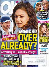 OK! Magazine - November 2, 2015 - Mila Kunis, Drew Barrymore, Kristen Stewart