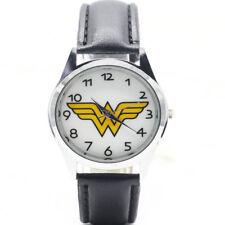 NEW DC Universe Wonder Woman Superhero Boy Child Fashion Watch Xmas Wrist Gift