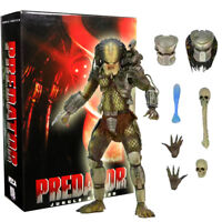 """New Jungle Hunter Predator Ultimate Movie Collection 1:12 Doll 7"""" Action Figure"""