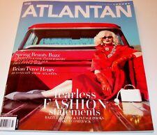 The Atlantan Magazine March 2018 Fearless Fashion Statements Oversized Magazine