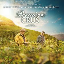 Jean-Claude PETIT - Premiers Crus (BOF) - CD