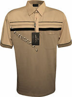 New Mens Short Sleeve Golf Polo Shirt T- Shirt Top Casual M - 6XL by Tom Hagan
