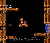 Metroid - Yellow Label Classic Fun NES Nintendo Game