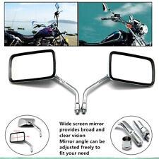 Rearview Side Wide Mirrors for Honda Shadow VT VT1100 VT750 VT600 VF750 Magna750