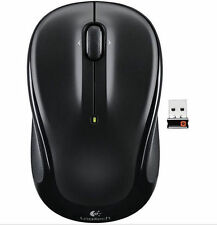 NEW Logitech M325 Optical Wireless Mouse--- Black