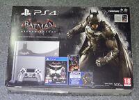 Sony PlayStation 4 Batman: Arkham Knight Limited Edition 500GB Grey Console BNIB