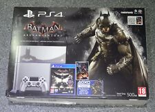 Sony PlayStation 4 Batman: Arkham Knight Limited Edition 500GB Grigio CONSOLE NUOVO CON SCATOLA