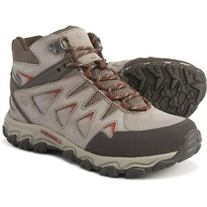 Merrell Men's Pulsate 2 Mid WP Hiking Boots WIDE