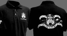 HARLEY DAVIDSON DEALER MEN'S  POLICE POLO SHIRT (XXXL) HARLEY