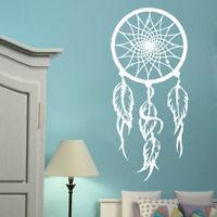 Dreamcatcher Feather Symbol Amulet Vinyl Wall Sticker Decal Bedroom Home Decor