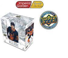 2020-21 UD ALLURE Hockey pasatiempo caja Sellada Canadá enviar sólo * Buques de mediados de agosto