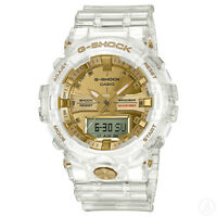 CASIO G-SHOCK 35th Anniversary Glacier Gold Limited Watch GShock GA-835E-7A