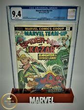 Marvel Team-Up #19, CGC 9.4, 1974 Spider-Man and KA-ZAR!