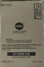 KONICA MINOLTA 8937-432  CF TONER K3B  NERO  ORIGINALE